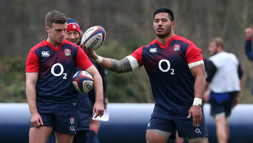 Manu Tuilagi is back in the England fold for the first time in more than a year.