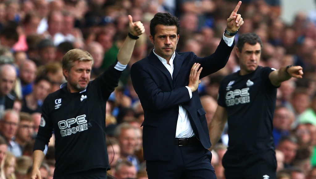 Marco Silva has led a resurgent Everton.