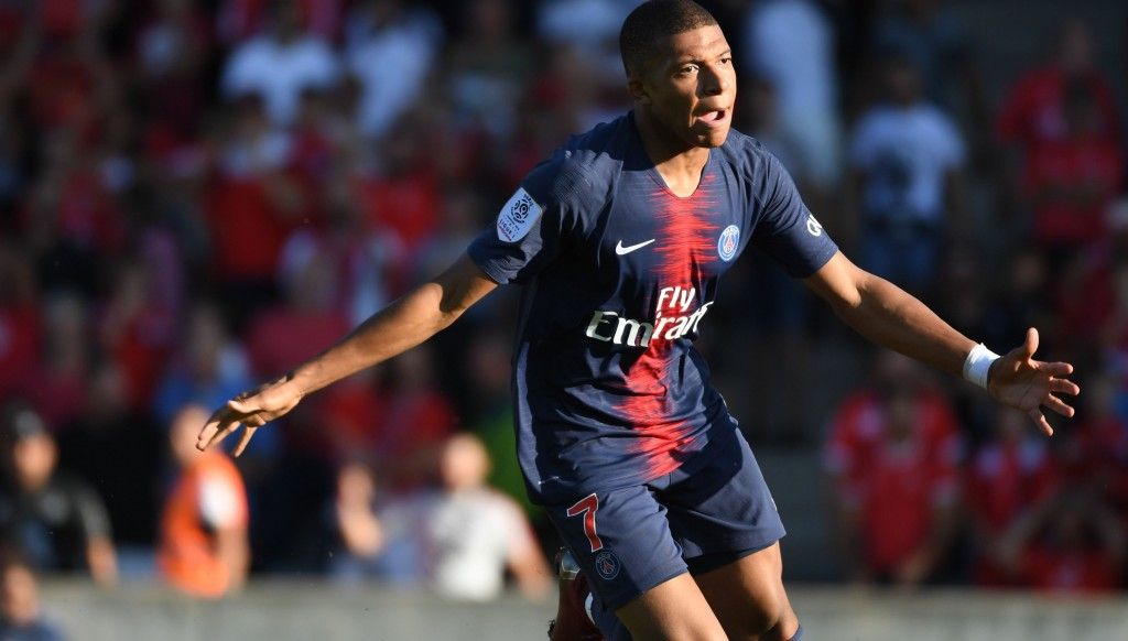 Saint to sinner: Kylian Mbappe.
