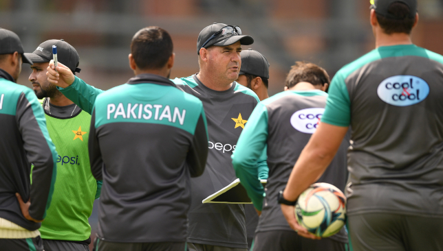 The Pakistan coach has not minced his words following the defeat.