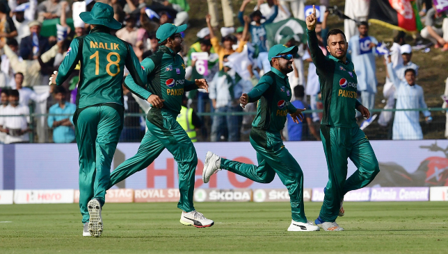 Pakistan had to fight hard to overcome Afghanistan