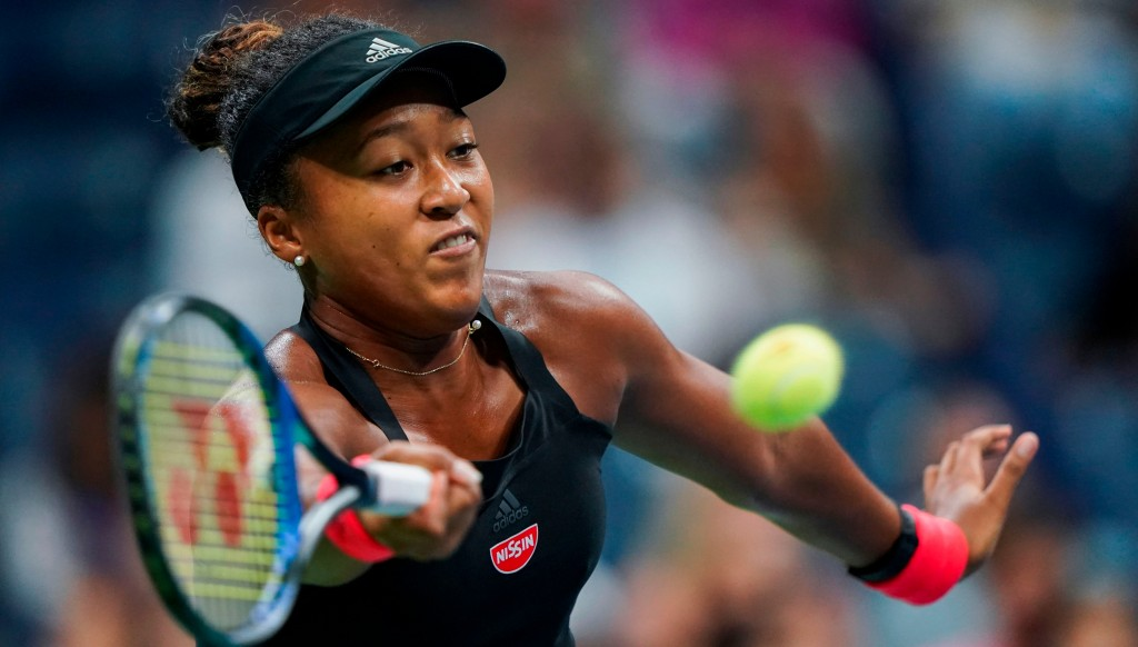 Naomi Osaka was one when Serena Williams won her first US Open in 1999.