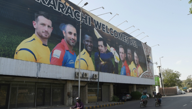 Karachi will play host to the PSL final for the second time in a row.