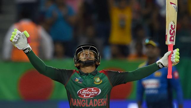 Mushfiqur Rahim was in fine form for Bangladesh