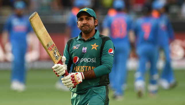 Sarfraz Ahmed was one of the players criticised by Mickey Arthur.