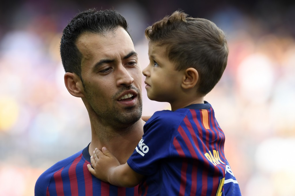 Sergio Busquets is excited by Spain's new era