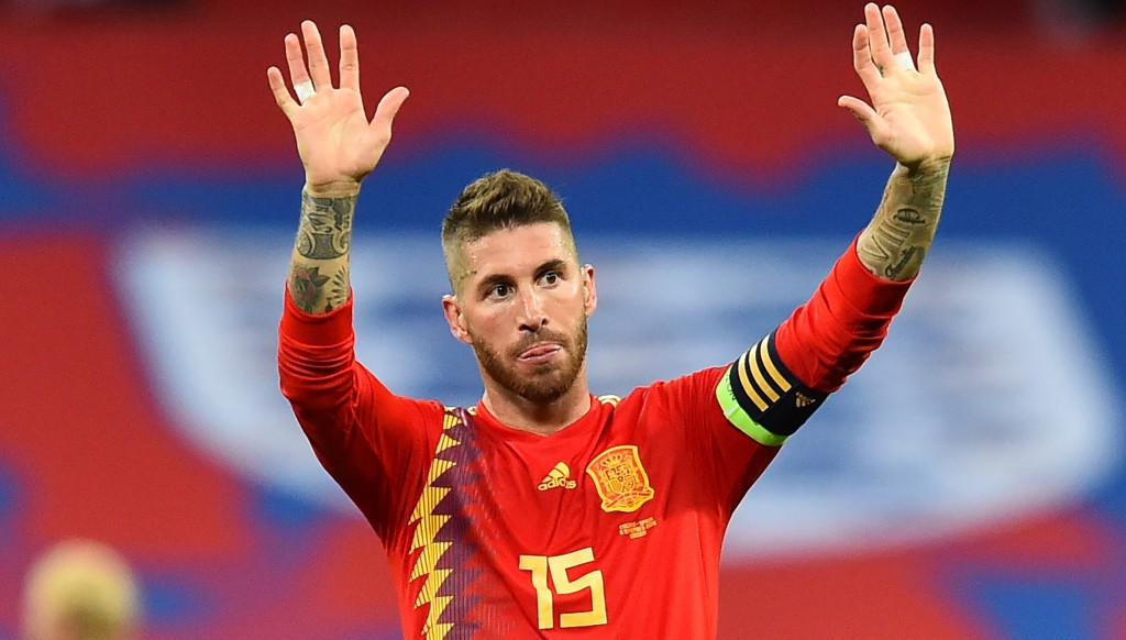 Sergio Ramos says his conscience is clear