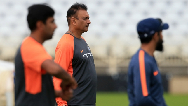 Ravi Shastri has come under fire after India's 1-4 loss to England.