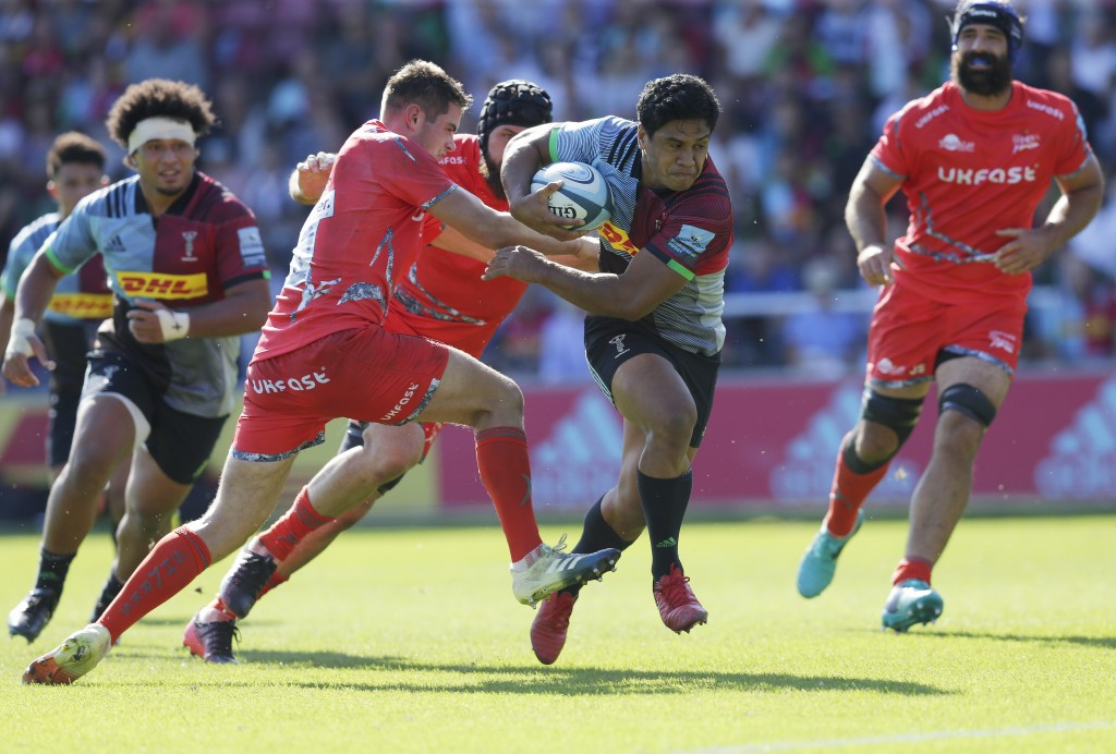 Smith is developing a good relationship with Ben Tapuai