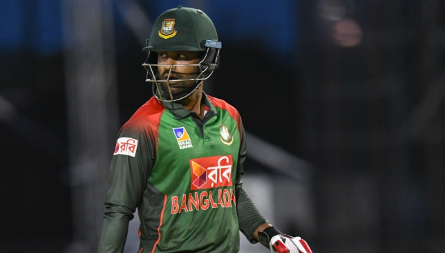 Tamim Iqbal had to retire hurt in the Asia Cup opener against Sri Lanka.