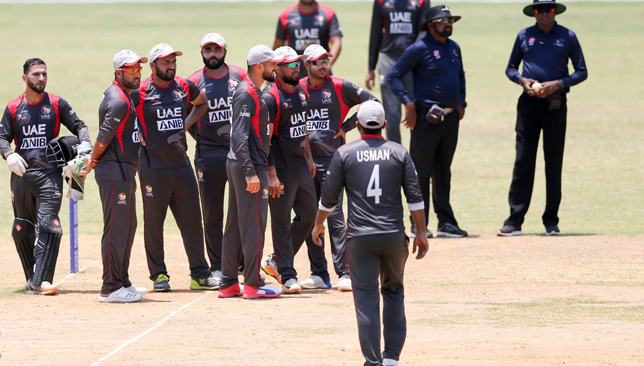 UAE missed out on qualification to the Asia Cup