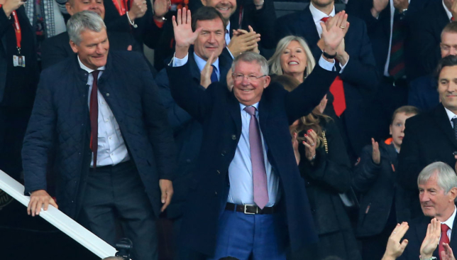 Fergie back at United? Don't count on it.