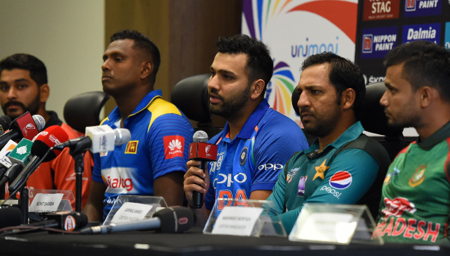 The Asia Cup scheduling had come in for some criticism.