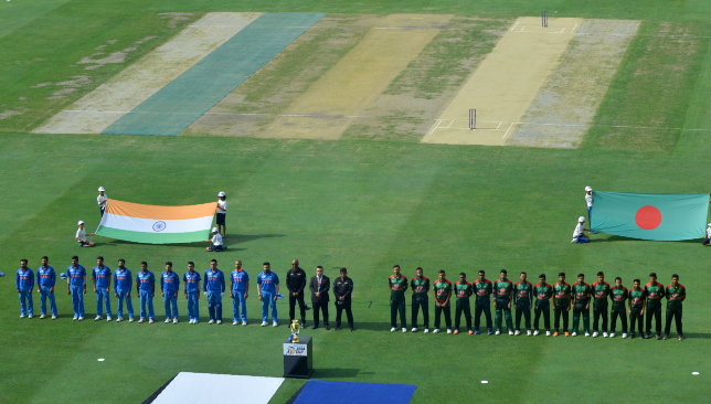 The stage is set for the 2018 Asia Cup final at Dubai.