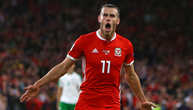 Wales surpassed Ian Rush to become Wales' top scorer last year.