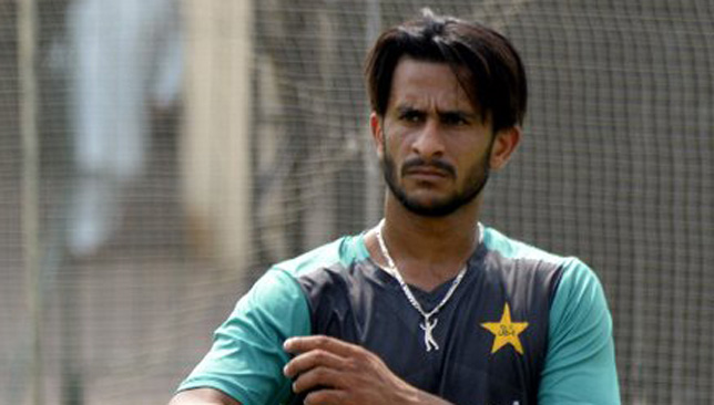Hasan Ali during the training camp. Image: PCB/Twitter