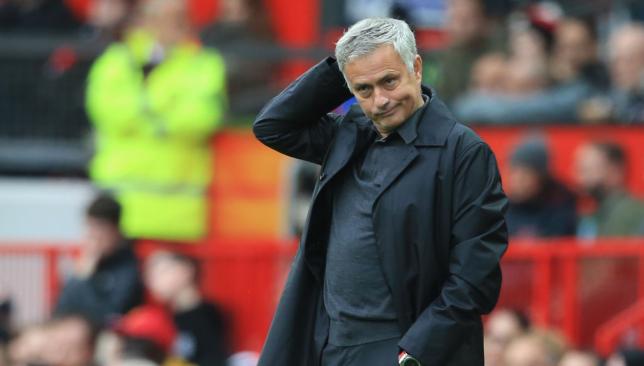 Another headache for Jose Mourinho.