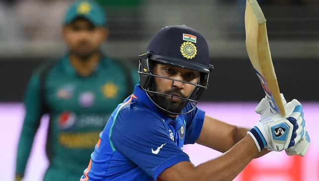 India captain Rohit Sharma.