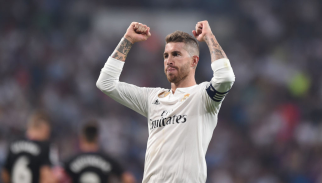 f6d516d31 Sergio Ramos thriving in leading role at Real Madrid and other things  learned