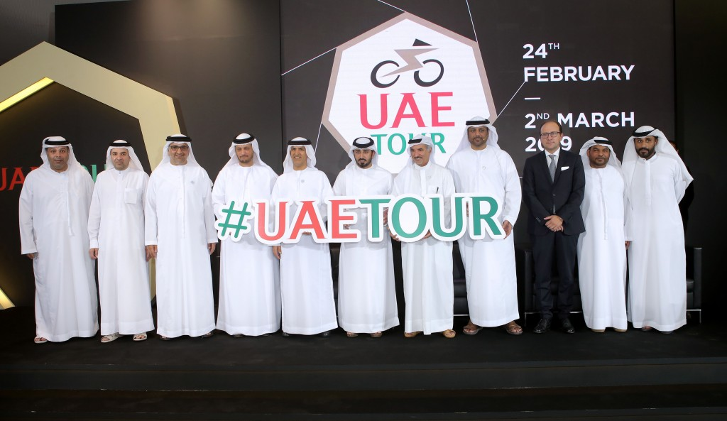 New event: The UAE Tour is the regions biggest cycling challenge
