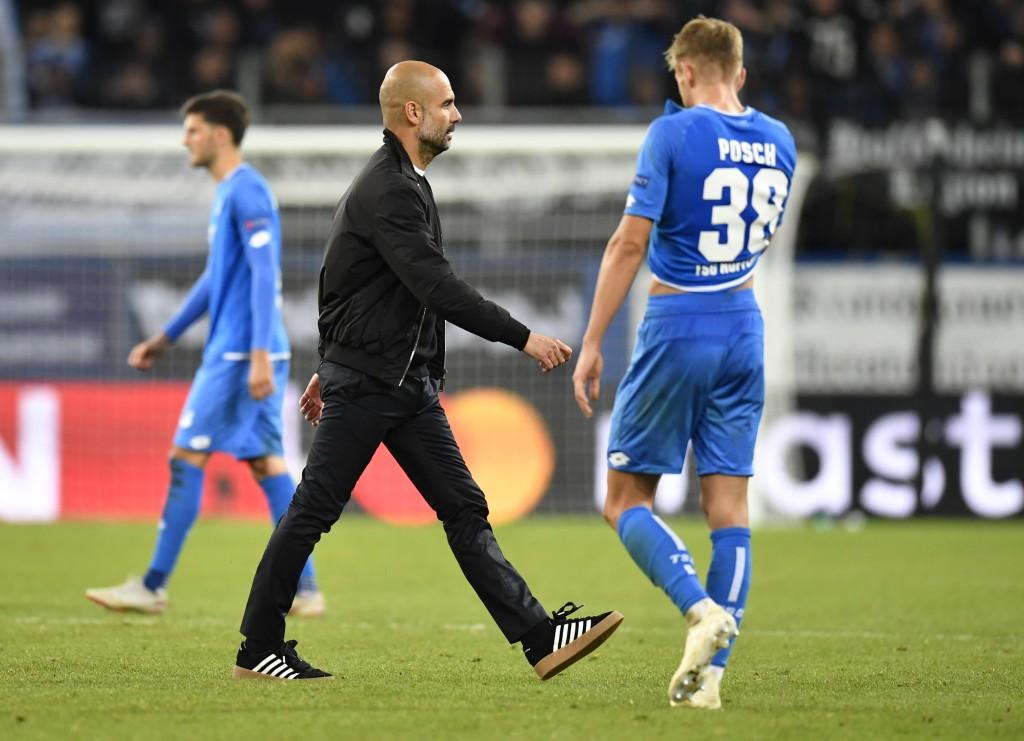 Guardiola's tactics in the Champions League are still under scrutiny.