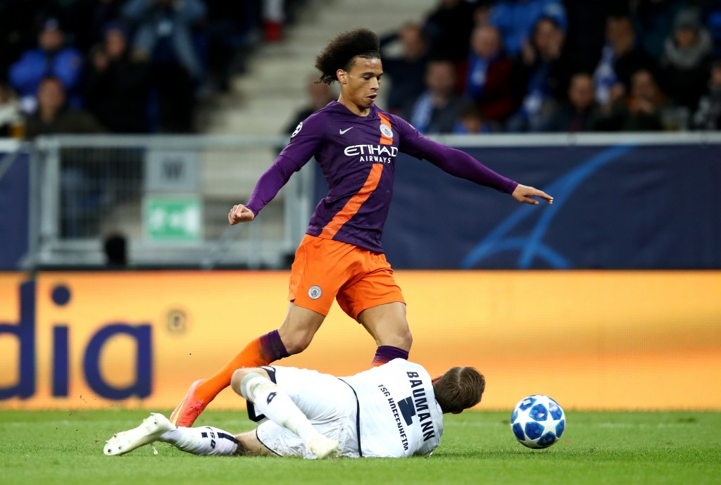City were denied a clear penalty.