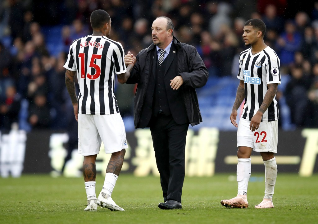 Is there anything more Benitez can do to inspire this Newcastle team?