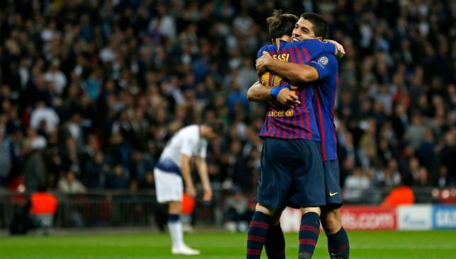 1008 Messi Suarez
