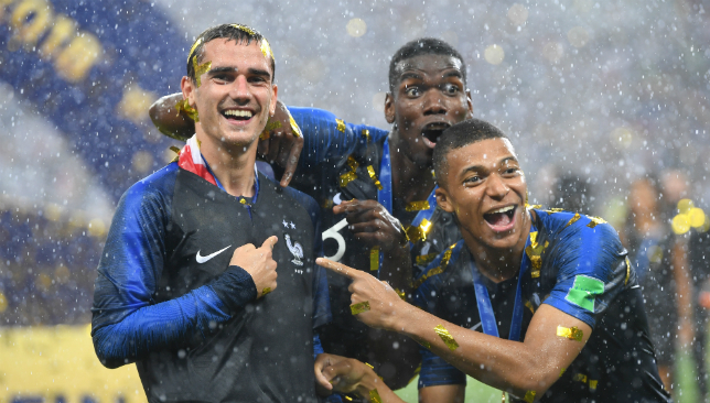 In-form Mbappe and Griezmann but Pogba has struggled since World Cup triumph c0397a640b44b