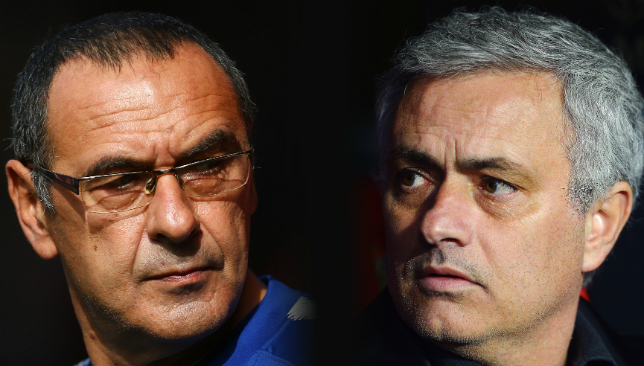 Maurizio Sarri admits Chelsea in wrong while José Mourinho accepts apology