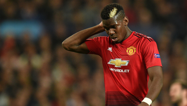 Pogba was the best player for United