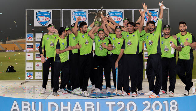 Lahore Qalandars were crowned champions of the inaugural edition.