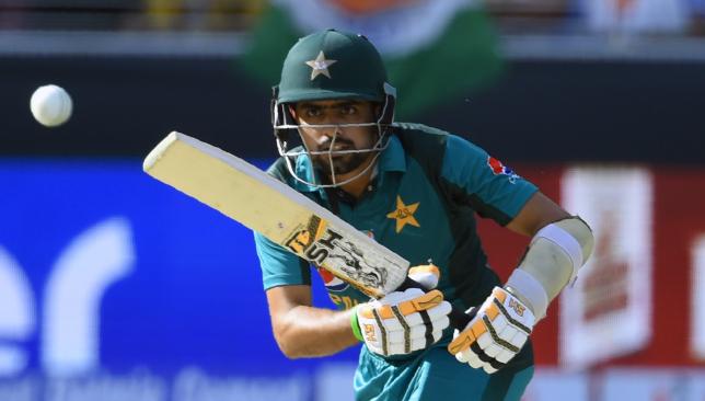 Babar Azam: The new No1 ranked batsman in T20 cricket.