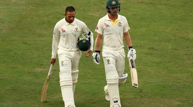 Big day for Australian batsmen