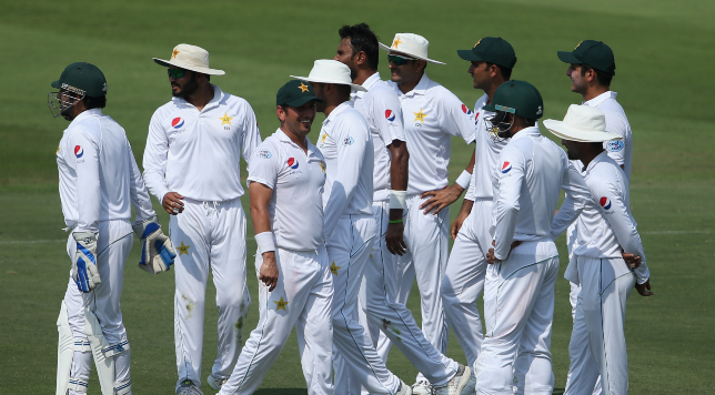 Pakistan are in control