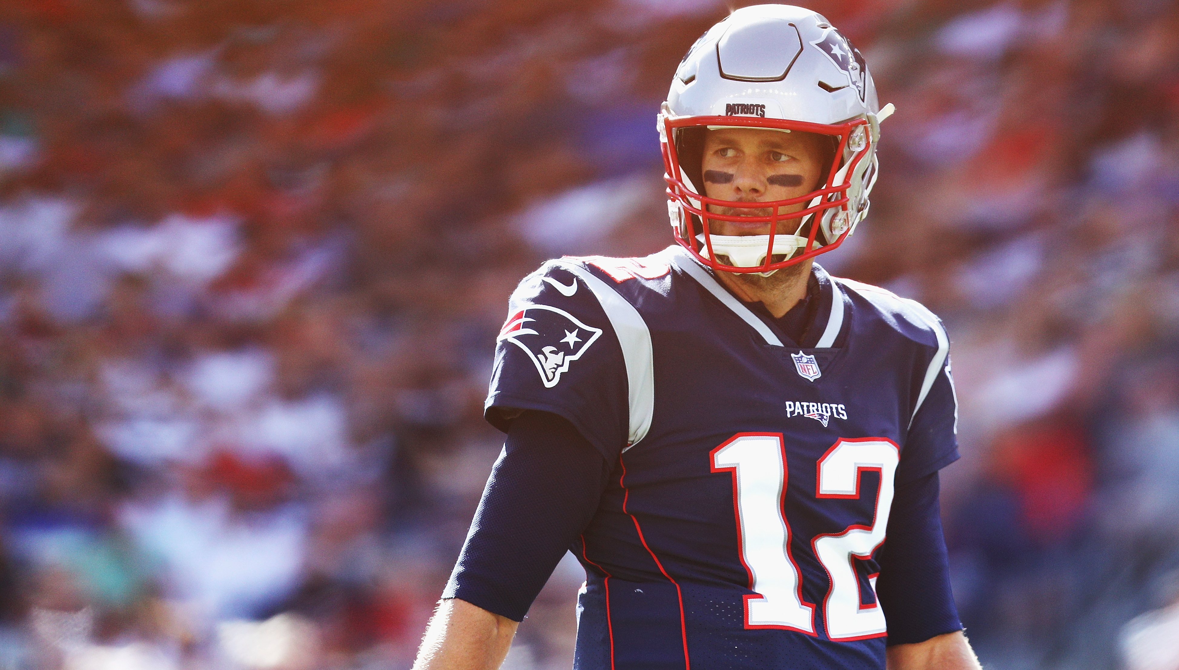 Nfl News Tom Bradys New England Patriots Beat Miami Dolphins To Andrew Smith Regular 5 Pockets Abu 34 Brady And The Emphatically Answered Their Doubters On Sunday As Five Time Super Bowl Champions Avoided A Third Straight Defeat