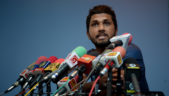 Big job ahead: Sri Lankan captain Dinesh Chandimal