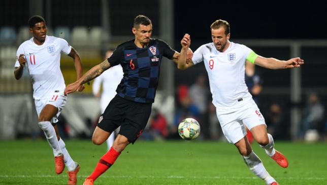 Croatia were cautious.
