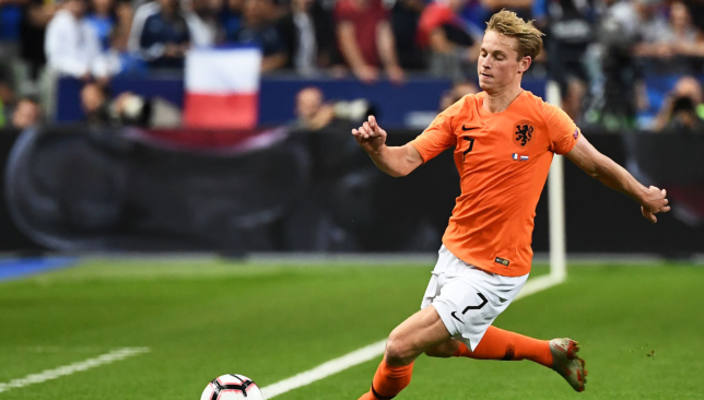 Barcelona beat PSG and Man City to the signing of Frenkie de Jong.