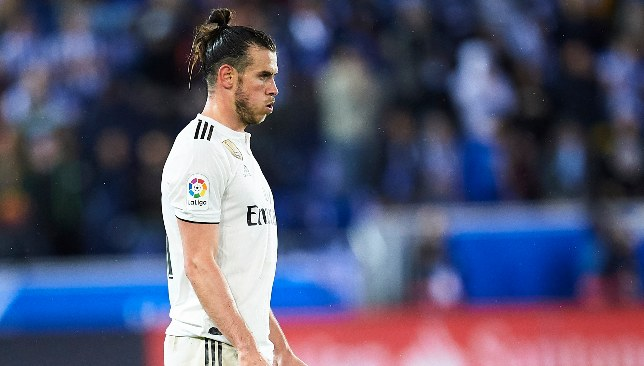 Gareth Bale is injured and struggling for form.