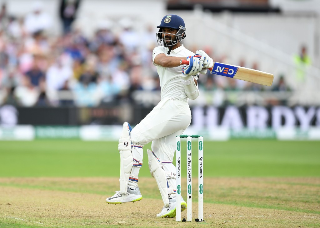Rahane's form since 2017 has been less than stellar.