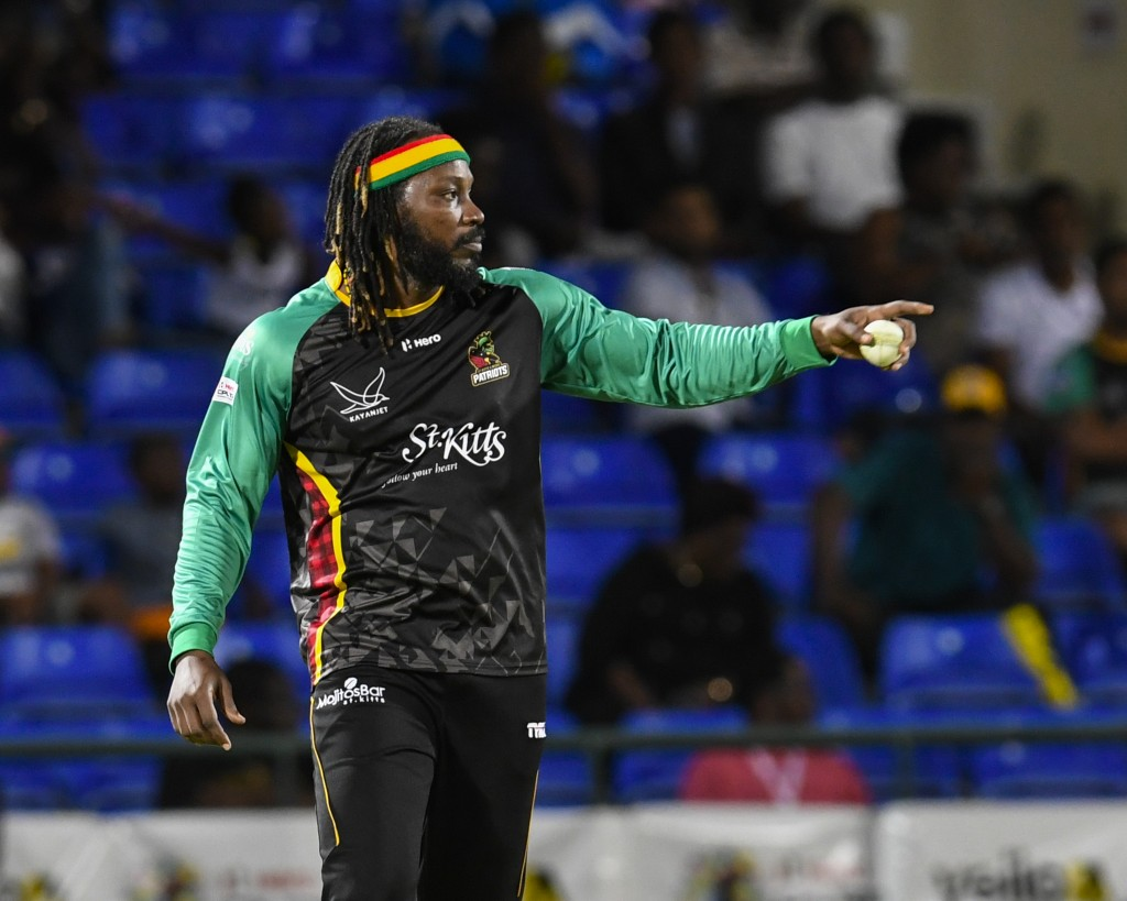 Gayle declined selection for the ODI series against India.