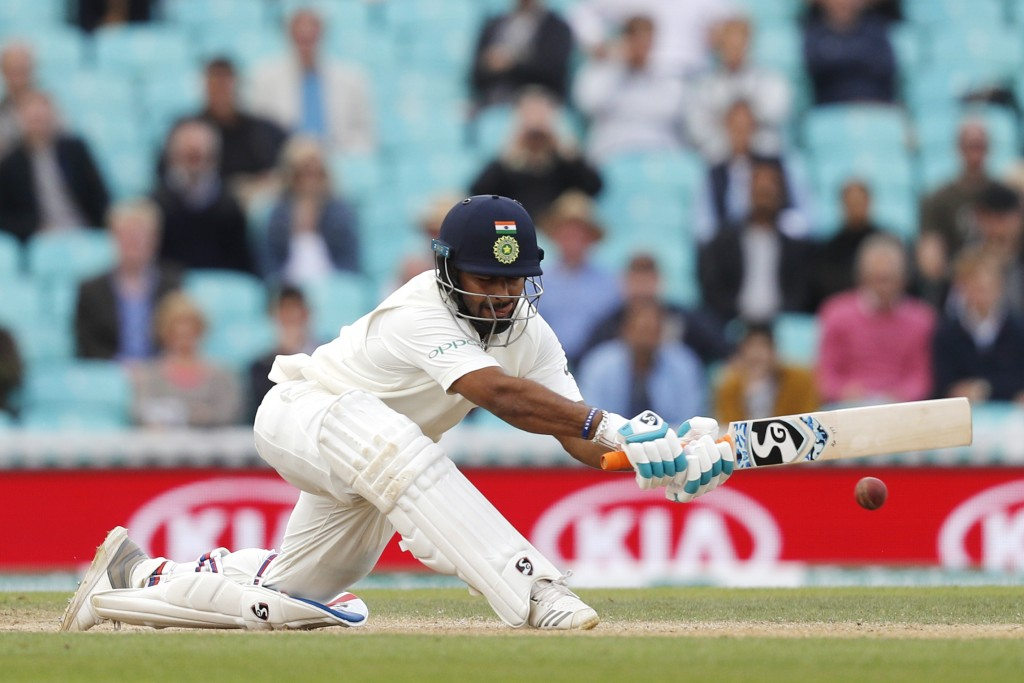 A hungry Rishabh Pant is breathing down Dhoni's neck.
