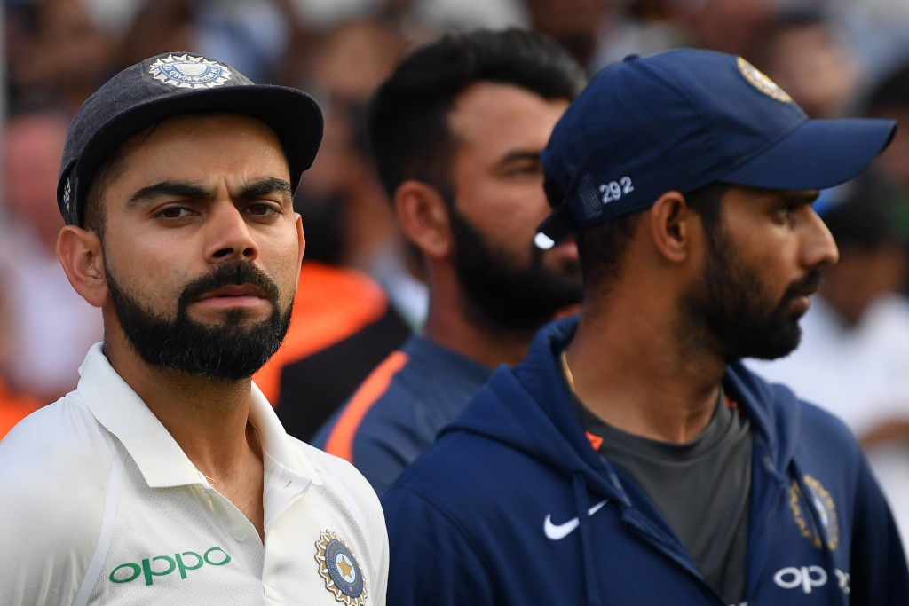 Kohli's men played a single warm-up game on the England tour.
