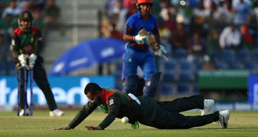 Shakib had aggravated his injury in the Asia Cup.