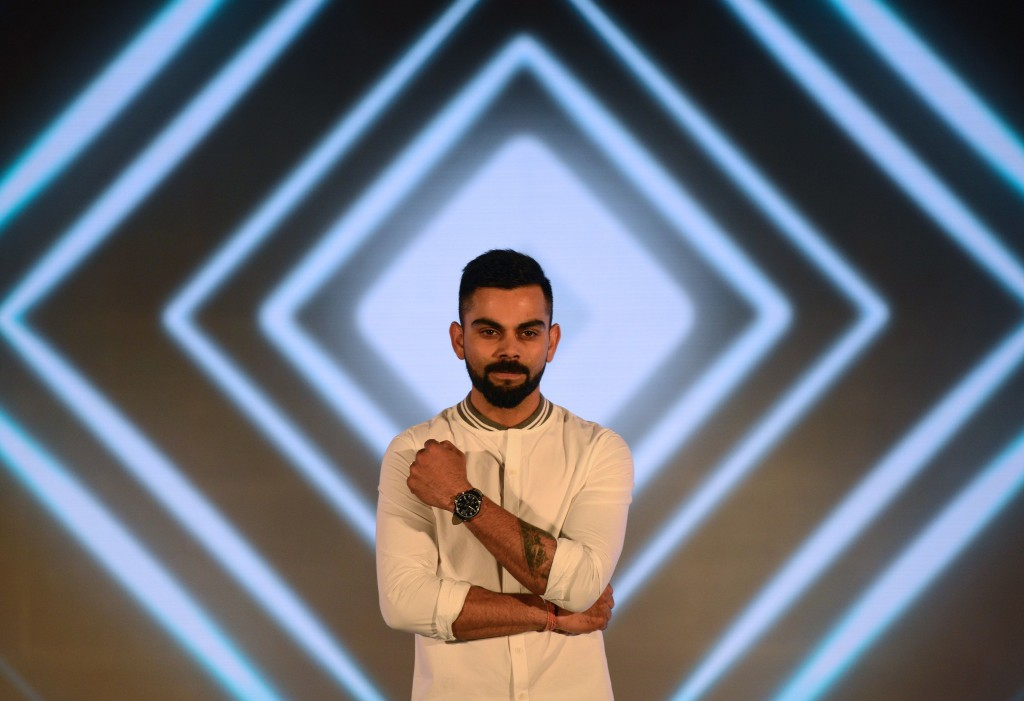 India's Virat Kohli is the 'stand out' player for Pietersen currently.