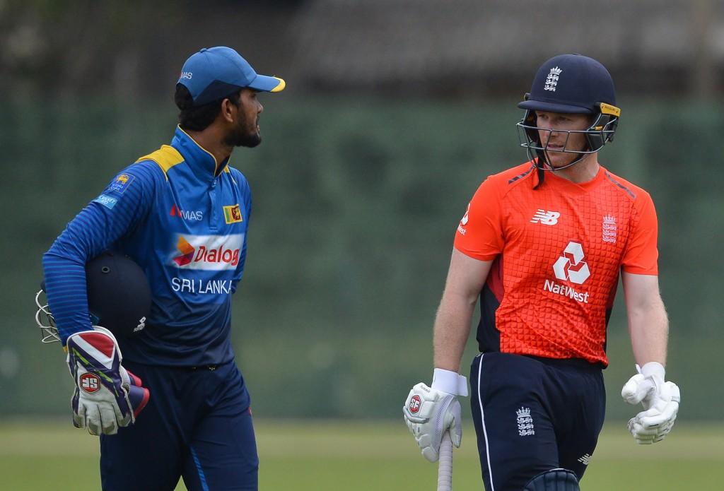 Morgan's men take on Sri Lanka in an ODI series.