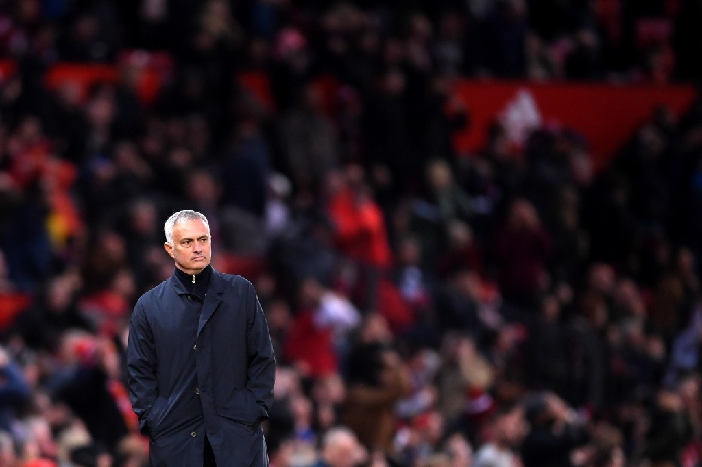 Mourinho has come under fire after United's shaky start.