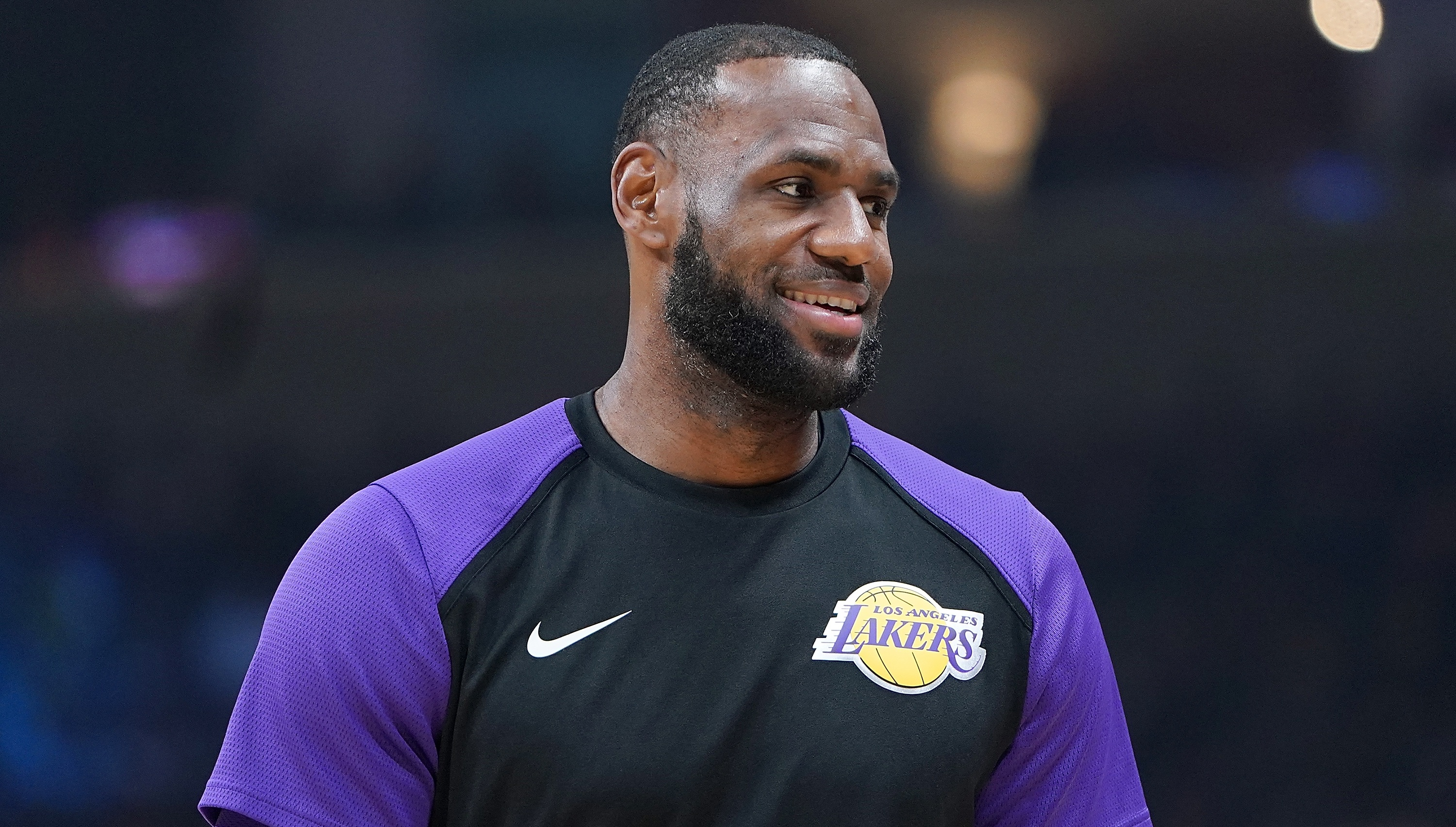 06a85d11fbe4 The wait is over. LeBron James will play his first regular season game with  the Los Angeles Lakers on Thursday
