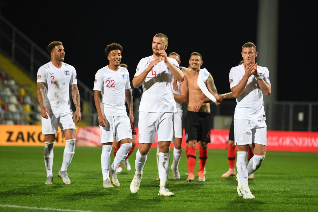 England still look for their first Nations League win.